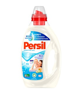 Persil sensitive Gel 1,0 L. 20 pra